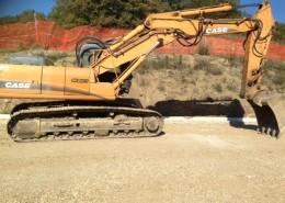 Escavatori Usati CX210 effequadrato