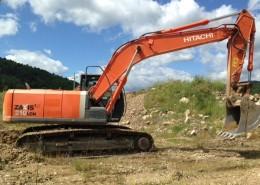 Escavatori Usati effequadrato ZX210LCN-3 (1)
