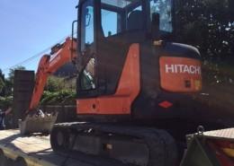 Escavatori Usati effequadrato Hitachi ZX55U-5 (1)
